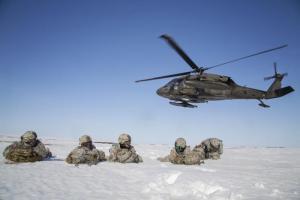 Otan-Russie: la bataille « de glace et de feu » en Arctique