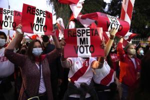 Pérou: l'Amérique latine progressiste ne faiblit pas