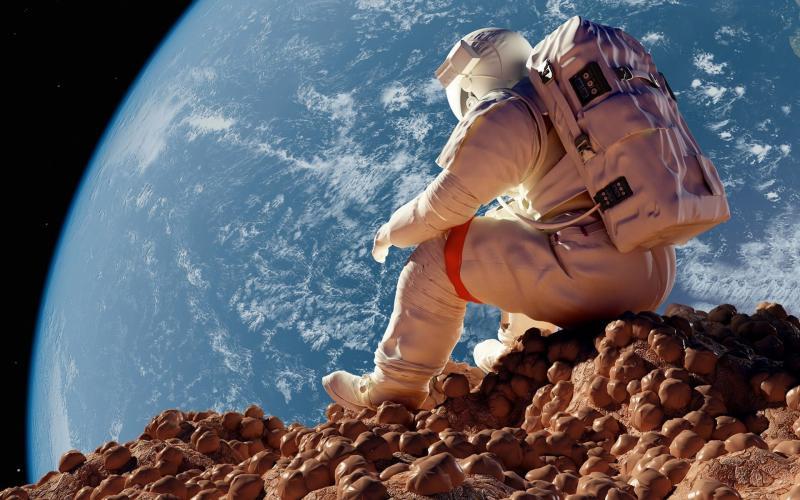 Le dernier citoyen de l'URSS: un cosmonaute oublié dans l'espace