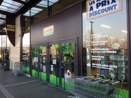 l enseigne bureau vallee annonce l ouverture d un nouveau magasin a reims et organise des reunions d information les 6 et 26 mars