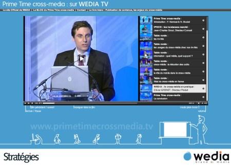 Prime Time Croos Media ( Wedia )