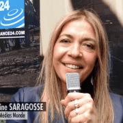 Marie-Christine Saragosse, PDG de France Medias Monde