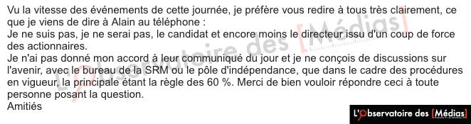 message Jerôme Fenoglio