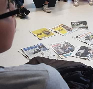 Éducation aux médias - Photo Lucas Roxo