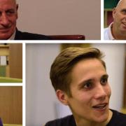 Jean-Michel Aphatie –Philippe Croizon –Claude Guibal – AlexisLévrier –Vincent Manilève