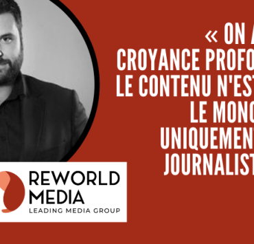 Jeremy Parola Reworld Media