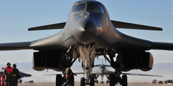 bombardier SUA B1 armata