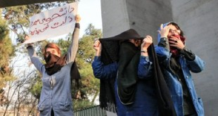 proteste iran