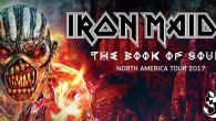 IRON MAIDEN's The Book Of Souls World Tourwill return to North America for an extensive series of arena and amphitheater shows in summer 2017. The tour opened in Florida last […]