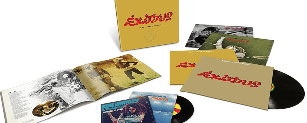 Bob Marley & the Wailers' classic Exodus album, the ninth studio album of the band, was released on June 3, 1977, featuring a new backing band including brothers Carlton and […]