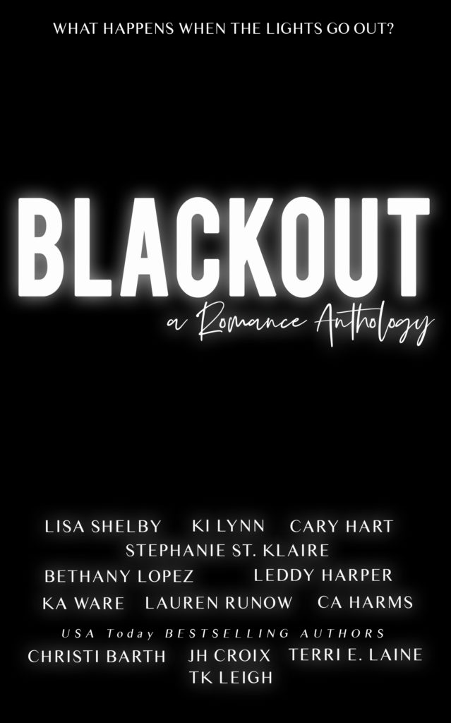 Black Out Cover 639x1024 Blackout: A Romance Anthology   The Whole Latte