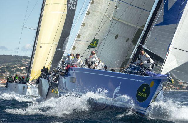 Giraglia Rolex Cup pour le Team SFS_La-Mode-C-Nous_LMCN