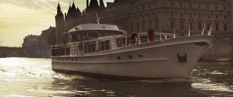 Yachts de Paris and Champagne Bollinger