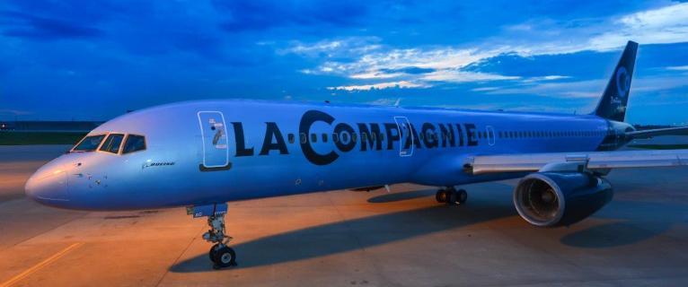 LA COMPAGNIE offre une nouvelle façon de voyager!