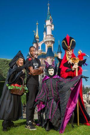 @Disneyland