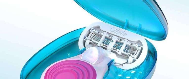 Présentation dunouveau rasoir Vénus Snap Fuchsia de Gillette