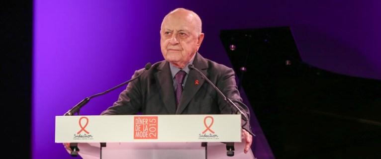 Dîner de la mode 2015 au profit de la lutte contre le sida