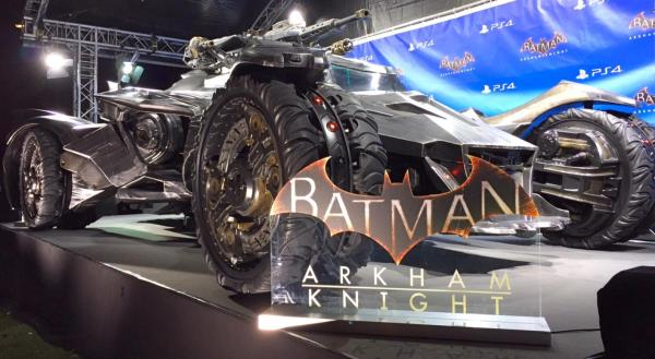 LA BATMOBILE, LA VRAIE, L'UNIQUE