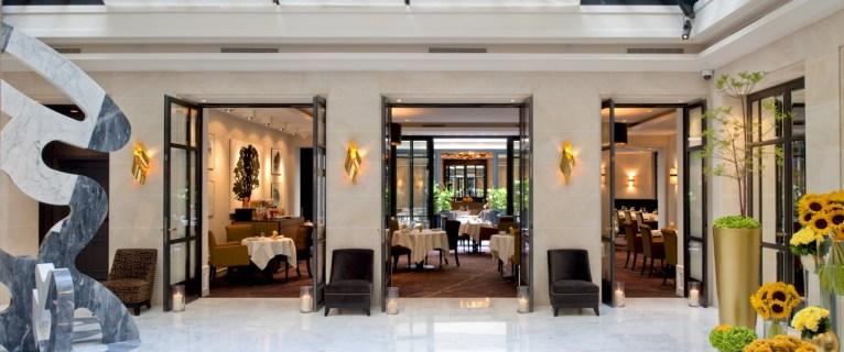 Le Burgundy : Le restaurant étoilé Le Baudelaire fait peau neuve !
