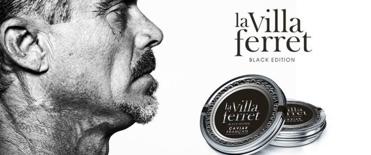 Caviar La Villa Ferret