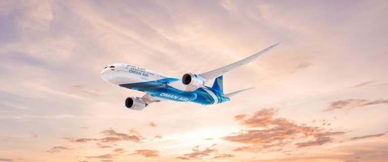 Oman Air,la compagnie aérienne phare du Sultanat d'Oman