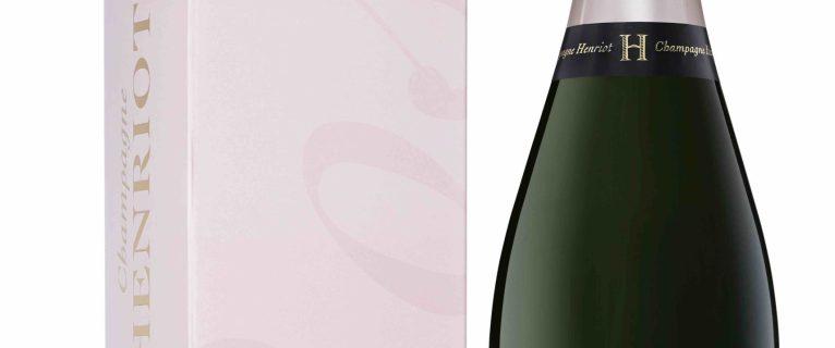 Le champagne Henriot Rosé Brut va enchanter votre Saint-Valentin