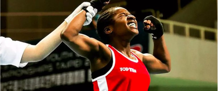 Johanna Wonyou – Athlète de Haut Niveau en Boxe et Triple Championne de France