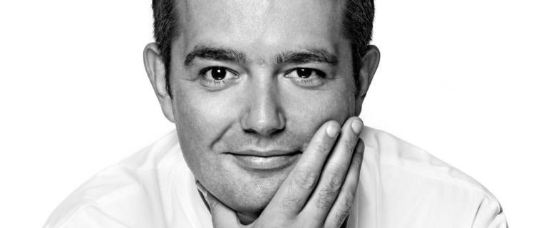 Jean-François Piège reçoit le prix Lebey de la meilleure viande