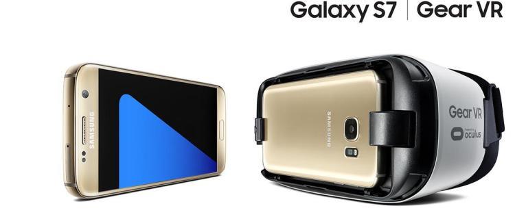 Samsung annonce les Galaxy S7 et Galaxy S7 edge