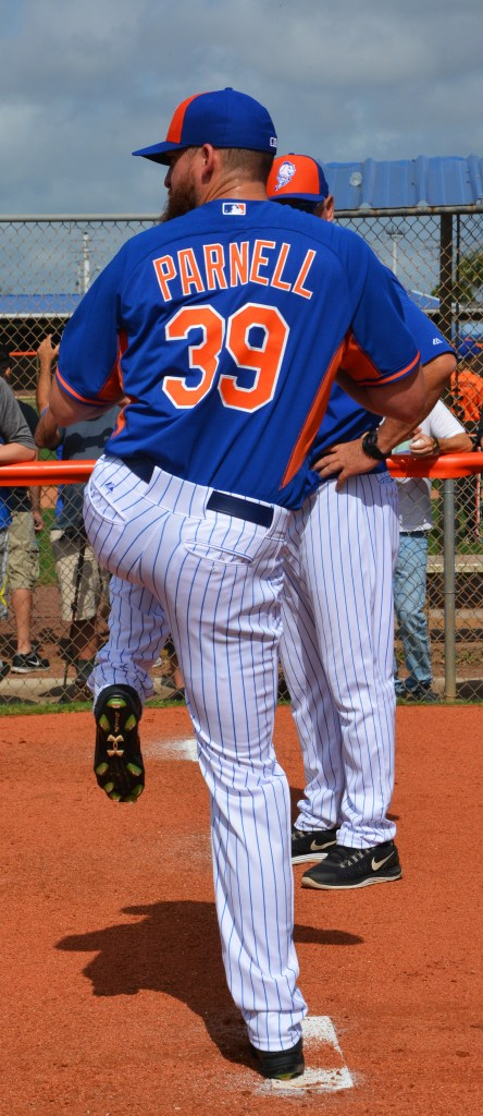 mets parnell