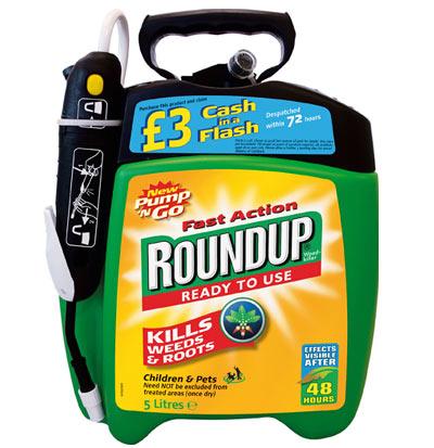 Roundup-Monsanto