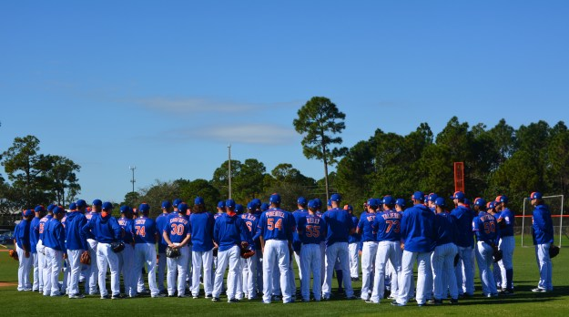 2016 Mets Spring Training