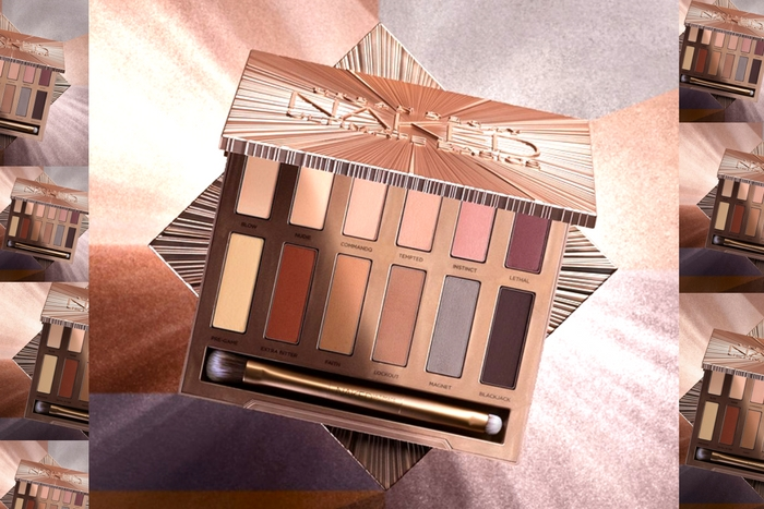 Urban decay ultimate naked eyeshadow palette