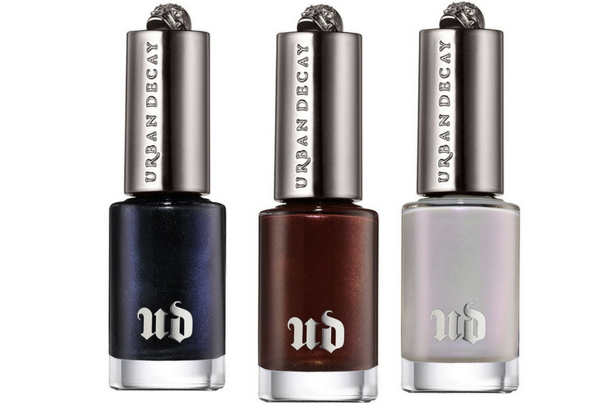Urban decay nail colour vintage udxx collection