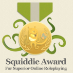We won a Squiddie! 1