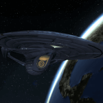 Starship Disappears 1