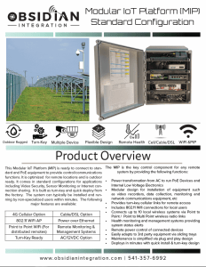 Weatherproof Enclosure Datasheet