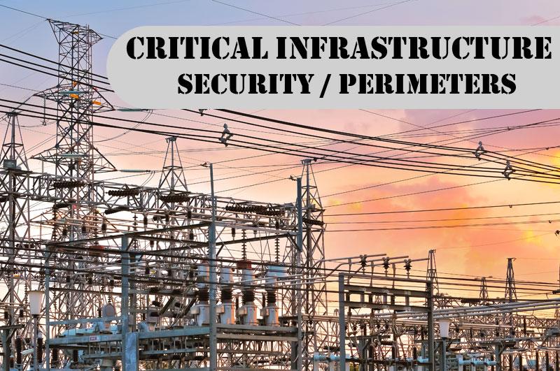 Critical Infrastructure Wireless Cameras