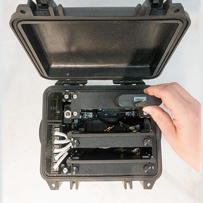 PDC Smart Battery System