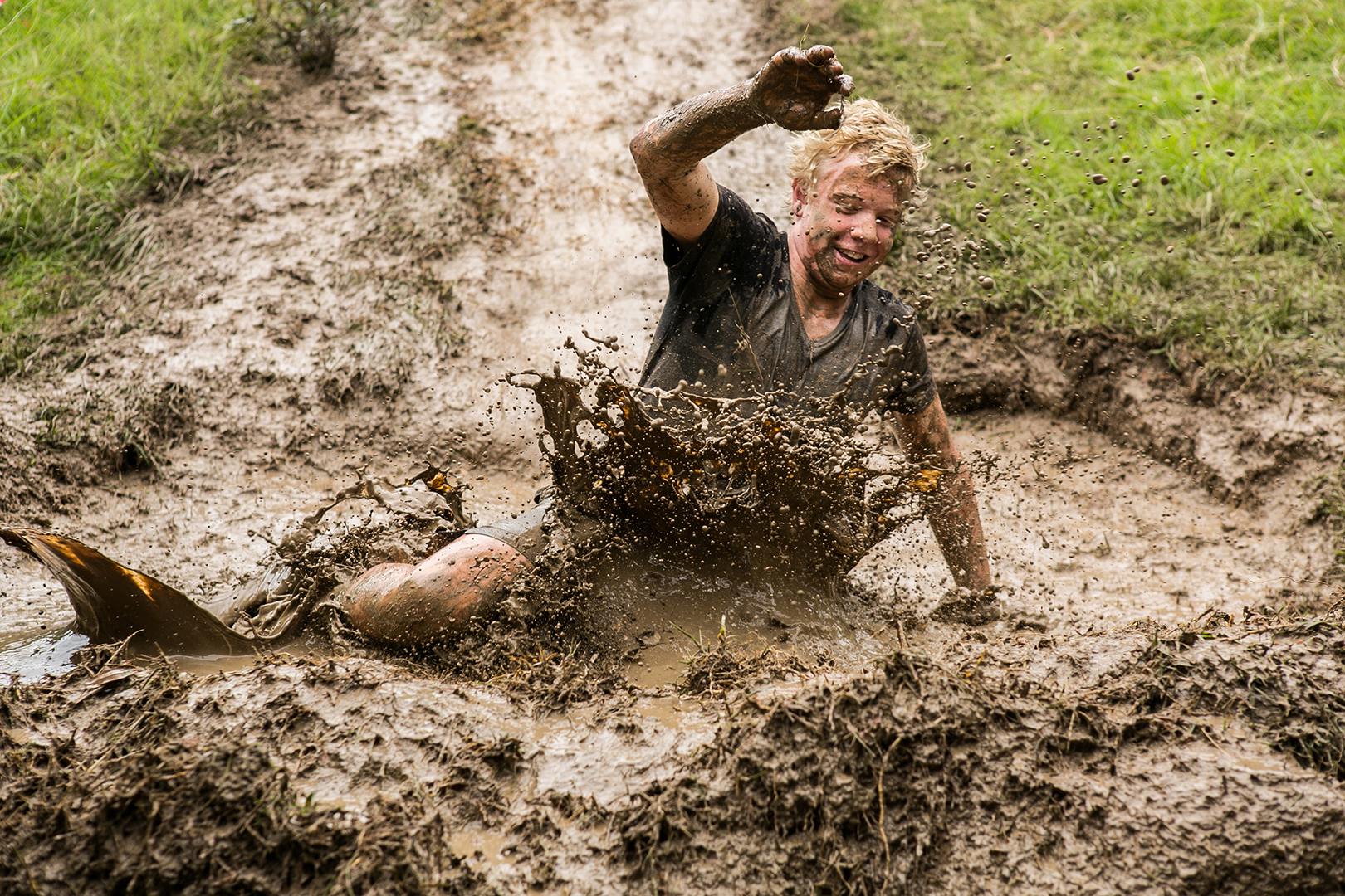 Arahoe Mud Run