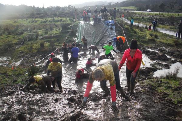 Greymouths Mighty Mud Challenge