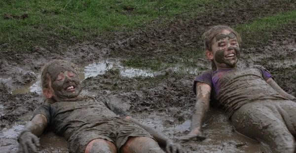 Totara College Mud Run