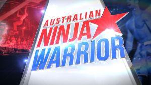 Australian Ninja Warrior logo