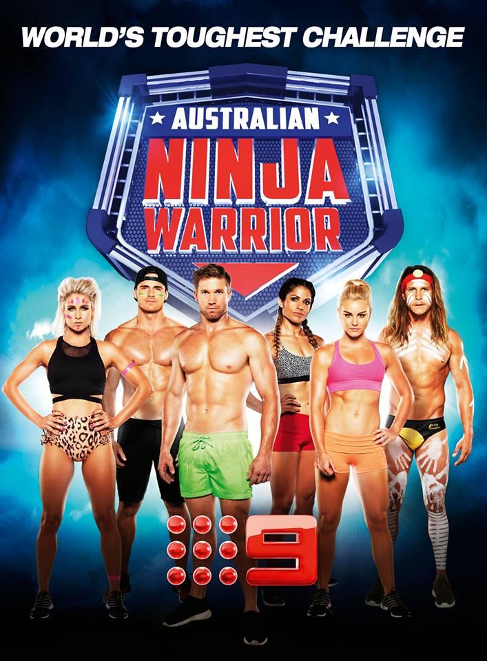 Australian Ninja Warrior poster