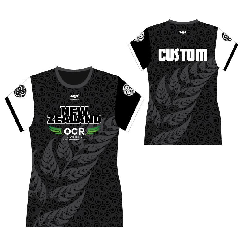 NZ OCR World Championship 2017 Mens Jersey