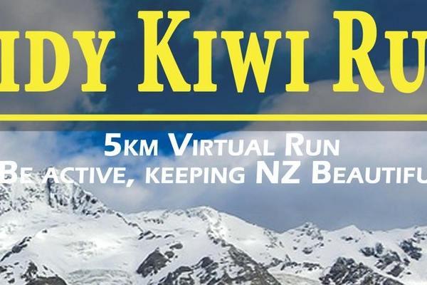 Tidy Kiwi Run banner
