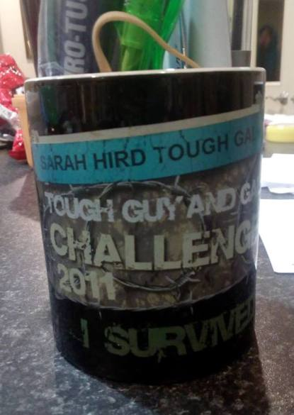 Tough Guy and Gal cup 2011