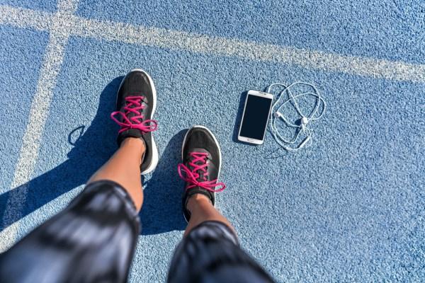 Runner-Shoes-Music