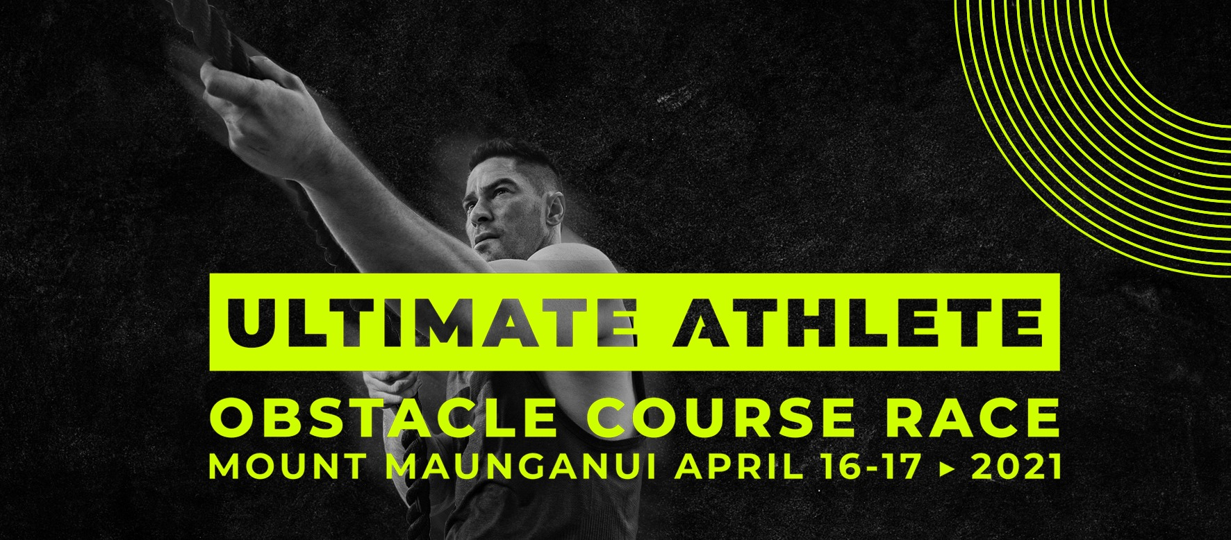 Ultimate Athlete banner