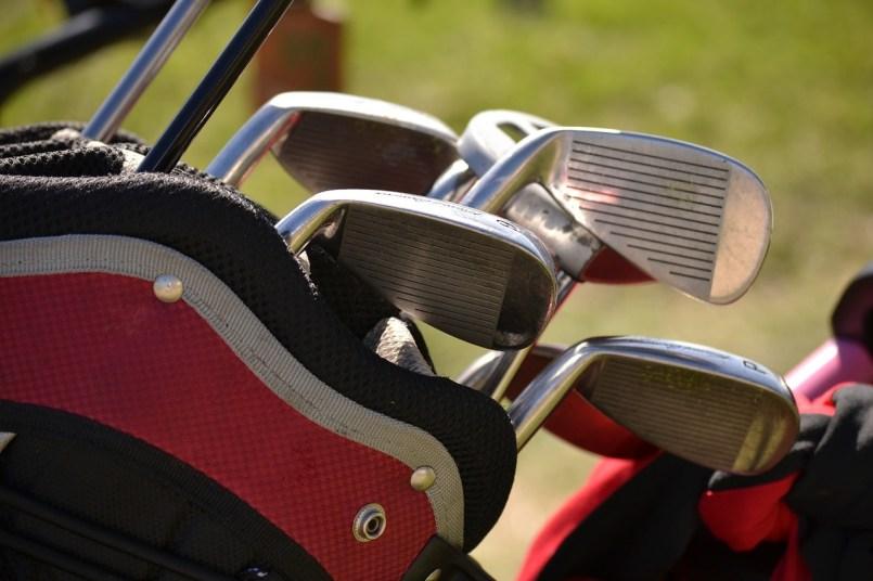 Fers bois Putter club de golf équipement